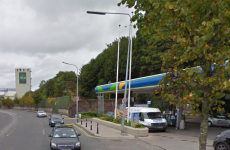 Armed robbery at Cork filling station, three people arrested but a fourth escaped
