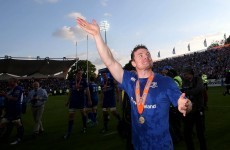 'I'm sure I'll be about the place. I'll take anything' – O'Driscoll waves goodbye, for now