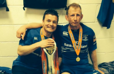 'Shit happens!' Brian O'Driscoll sums up his final game perfectly