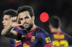 Reports: Chelsea see Fabregas as ideal replacement for Frank Lampard