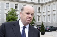 'Jesus, there's a lump there' – Michael Noonan recalls the moment he discovered he had cancer