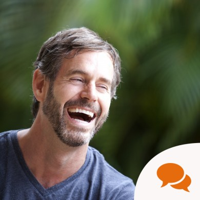 Opinion: Laughing our way to good male health � why we need humour in healing