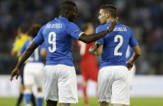 Italy follow up their draw against Ireland with another tie… against Luxembourg