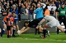 Off-form All Blacks squeeze out victory over determined England