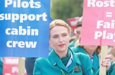"Further strike action at Aer Lingus a ""matter of grave concern"""