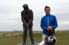 23-year-old Irish golfer in the hunt for maiden European Tour win