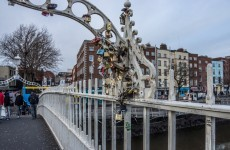 Love Locks caused a Paris bridge rail to collapse… but why are they there?