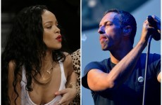 Are Rihanna and Chris Martin smooching?… it's The Dredge