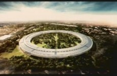 Apple to build 'spaceship' HQ on old Hewlett Packard site