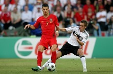 'It makes no difference if Ronaldo plays', says German skipper Lahm