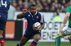 10 changes for France as Saint-André reacts to first Test hiding