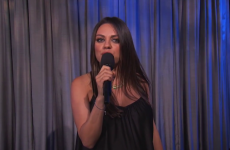 Mila Kunis says what all women are thinking about expectant dads