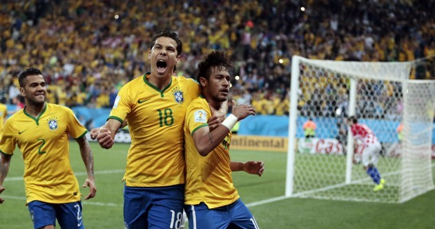 Brazil taste victory thanks to poor goalkeeping and even worse refereeing