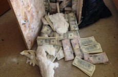 Police found $8.5 million in a cupboard in London (but it could be fake)