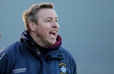 We're not great with the favourites' tag, says Westmeath boss Bealin