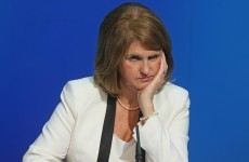 The IMF is getting behind Joan Burton as the next Labour leader