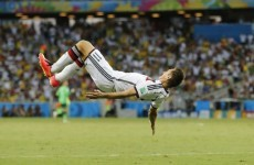 Klose receives Ronaldo praise after a record-equalling night in Fortaleza