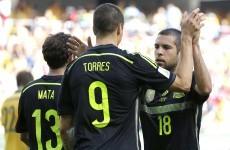 Spain restore pride with comfortable win over Australia