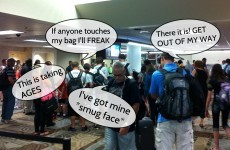 7 ways the airport turns people into monsters