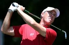 Australian golfer blazes BMW back nine in just 28 strokes