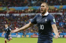 Ambitious France out to confirm World Cup credentials against Nigeria