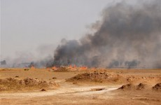 Iraqi forces attempt to retake northern city of Tikrit