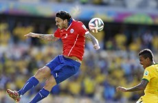 FIFA investigate 'punch' on Chilean player by Brazil official