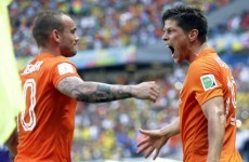 Analysis: How Holland came from behind to beat Mexico