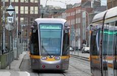 Tram failure causes Luas delays in city centre