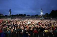 Can Slane Castle hold the two cancelled Garth Brooks gigs?