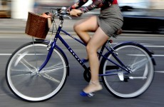 Brilliant instructional video shows how to cycle in a skirt without flashing your underwear