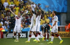Hummels the hero as Germany push through against France to reach the semis