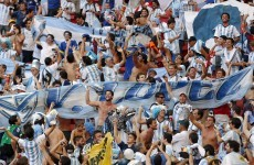 Higuain fires Argentina into World Cup semis