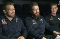 'I'm like a big brother' – Zach Tuohy on showing Ciaran Sheehan and Ciaran Byrne the ropes