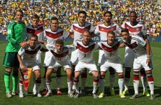 What are Germany's chances of winning the World Cup?