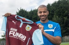 Ireland's Reid joins Premier League new boys Burnley