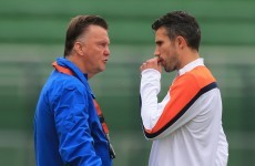 Robin van Persie a serious fitness doubt ahead of World Cup semi-final