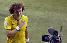 WWE commentary over footage of Brazil's drubbing is perfect
