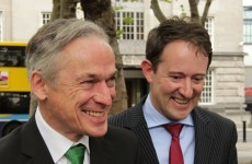 The Fine Gael-Labour split over Richard Bruton's job is 'more like a tug of love'