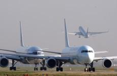 N America-Europe flights through Irish airspace beat 2008 peak