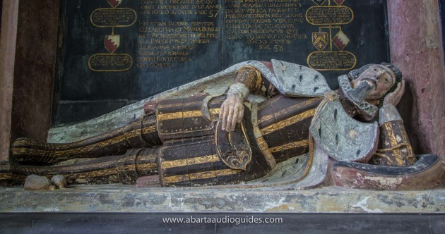 Heritage Ireland: Who is this man with the frightfully fancy tomb?