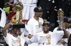 Sports Film of the Week: Together we Rise (Miami Heat)