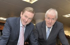 Enda on reshuffles: It's like selecting a team for an All Ireland Final, people are always disappointed