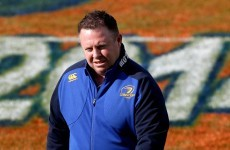 Leinster excited by Douglas and Madigan as Cullen's influence continues