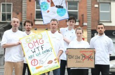 Top chef says Ireland must not allow GM foods to be sold here