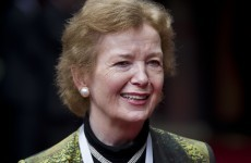 Mary Robinson appointed UN climate change envoy