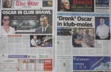 Oscar Pistorius denies he was drunk during nightclub row