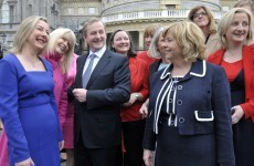 Here's how the junior minister reshuffle showed up Enda Kenny's women problem