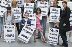 Ballymun council building occupied over rent allowance ban