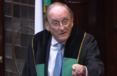 5 examples of Ceann Comhairle Seán Barrett completely losing it with TDs